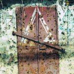 door-bullet-marks