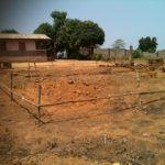 Foundation at the Newton Orphanage
