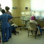 NICU at the hospital in Ethiopia
