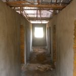 Main hallway in the Orphanage