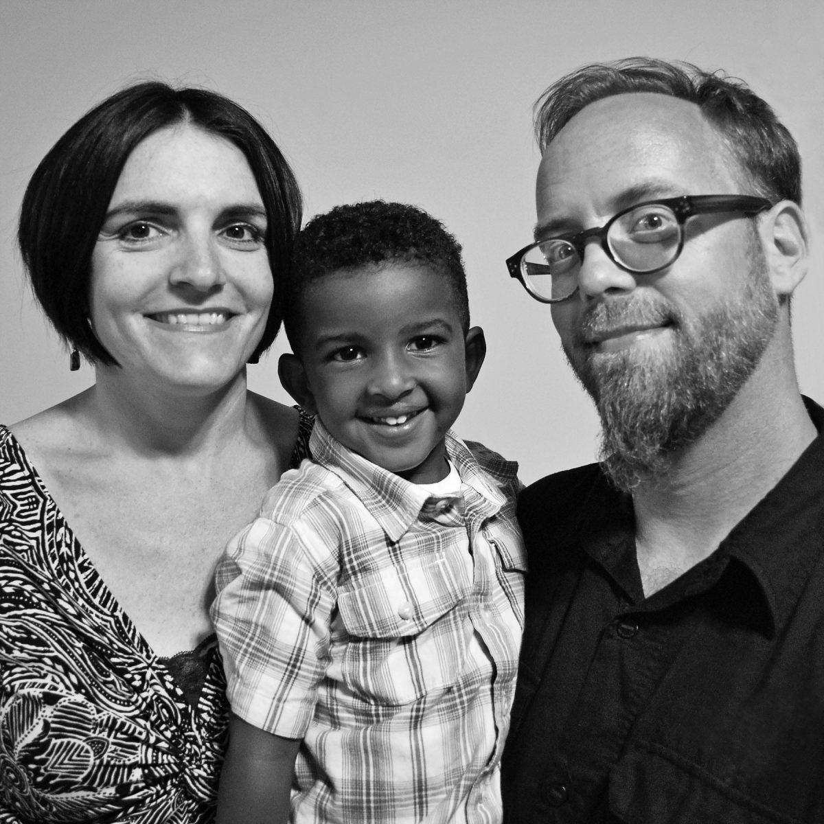 The Starkey Family 5-2013