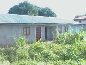 Exterior - Newton Orphanage