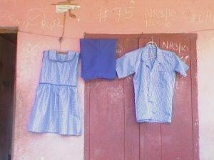 Sample uniform for Newton Orphanage school