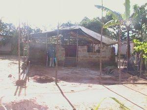 In Progress - School Building for Newton Orphans