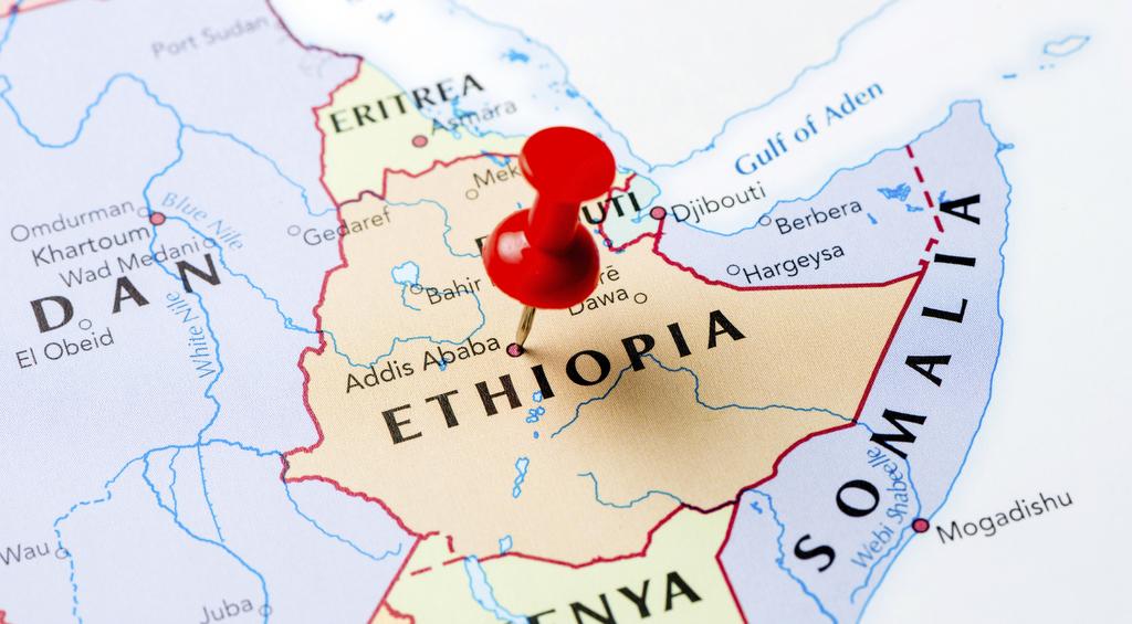 Ethiopia-Pin